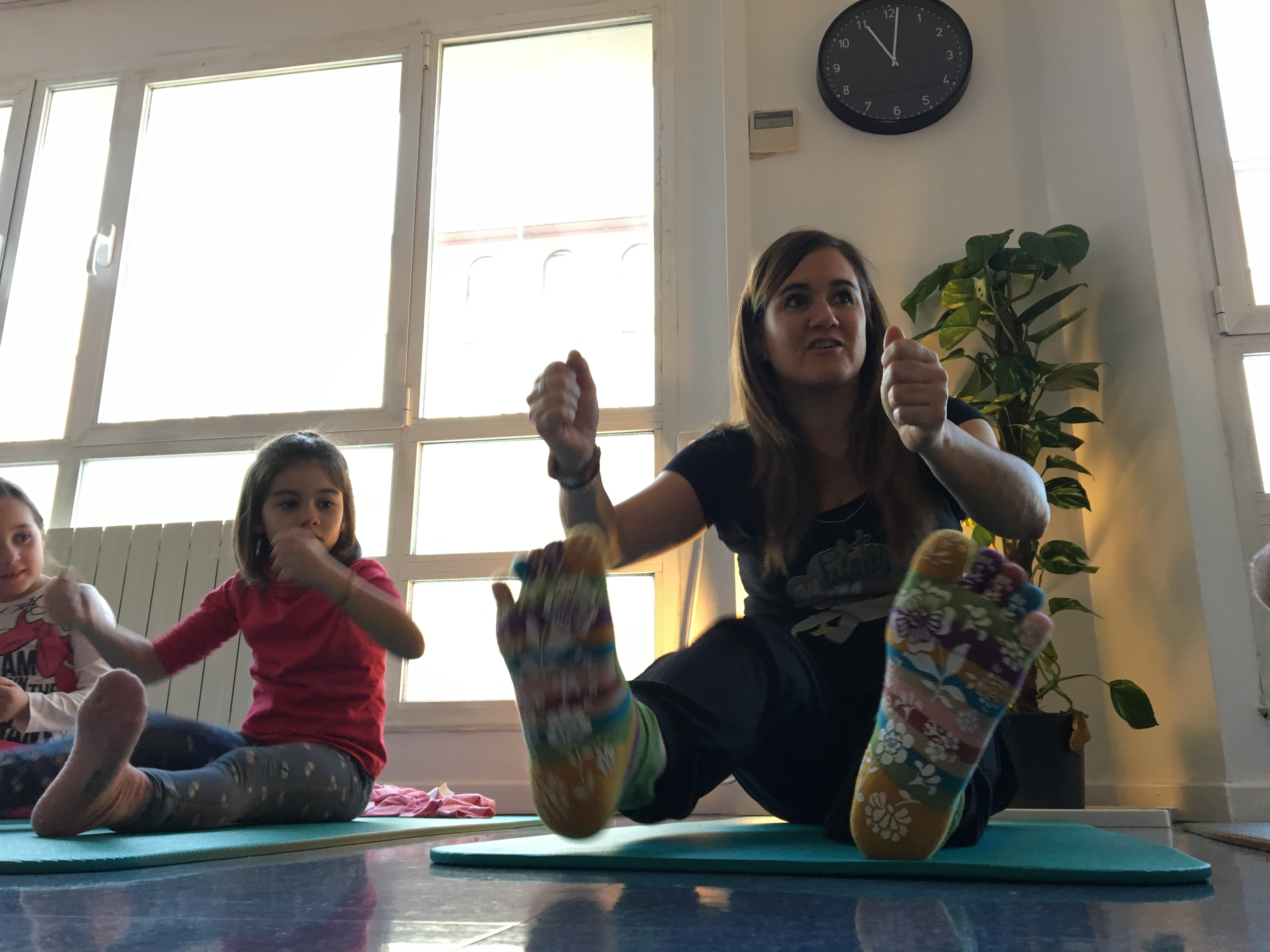 El mindfulness me acompaña en mi maternidad.
